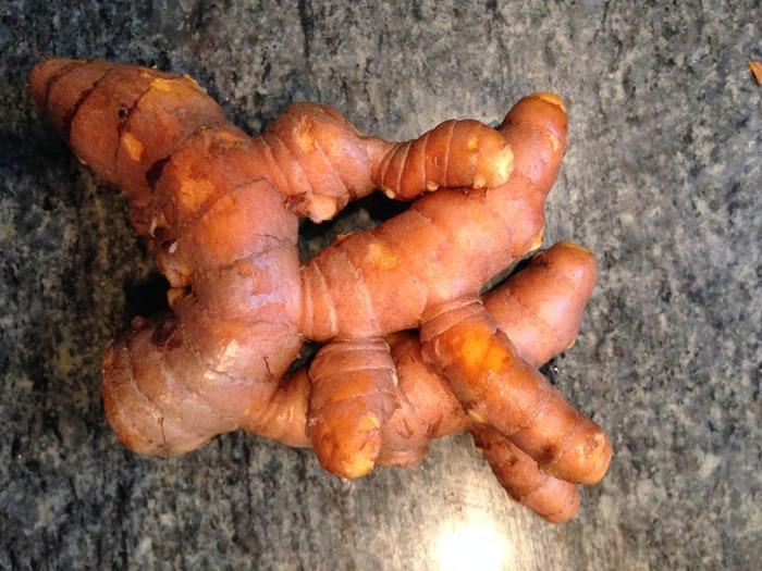 Organic Turmeric from Hawaii