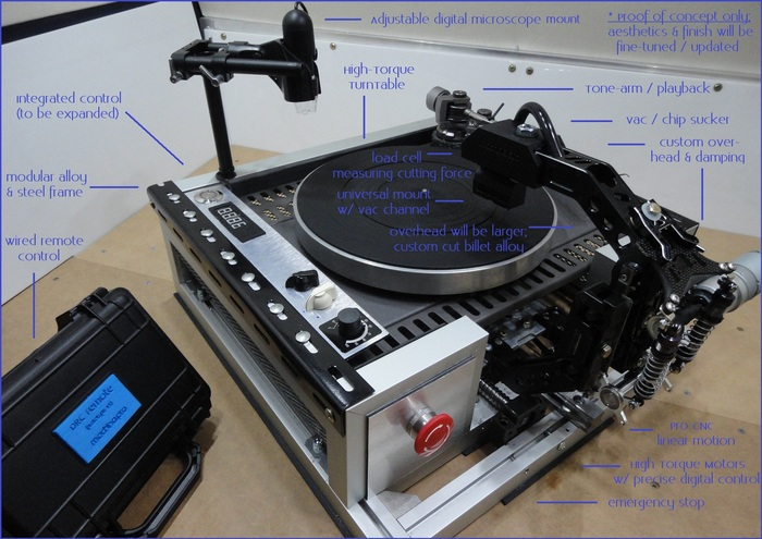 Kickstarter F 252 R Drc Ein Desktop Vinyl Cutter
