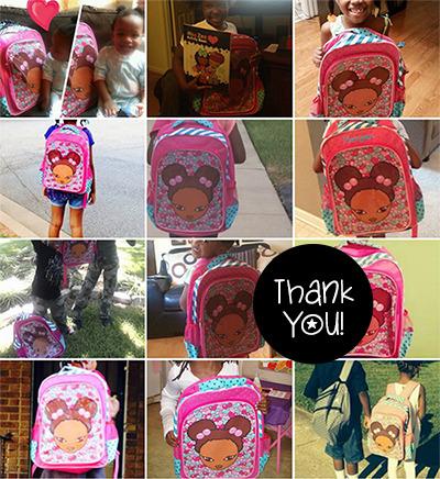 Miss Zee School Backpacks