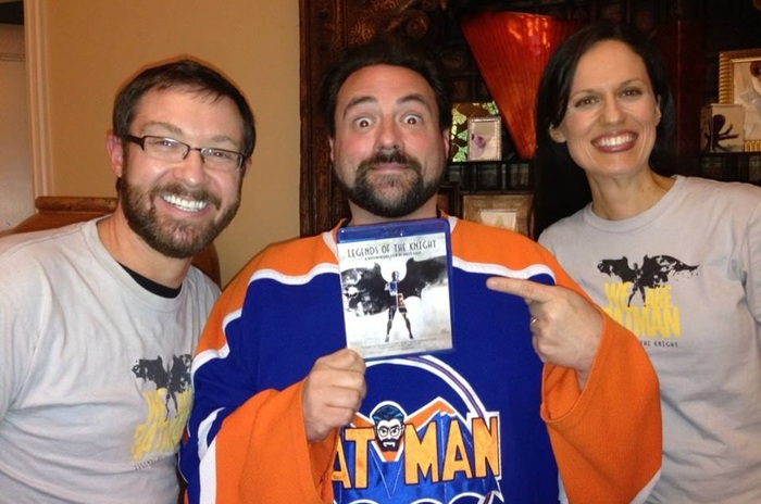 """You will not see a more emotionally-engaging Batman movie in your entire life."" - Filmmaker Kevin Smith"