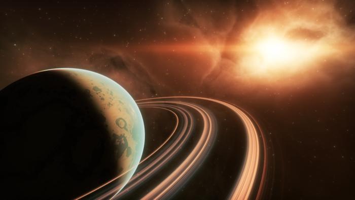 Planetary Rings!
