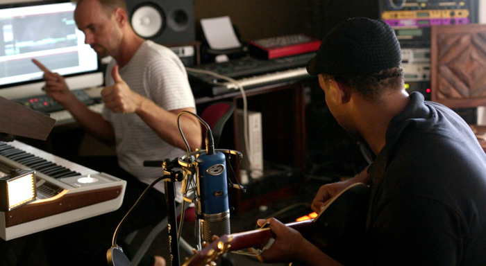 Offshore Music Studios, Antigua