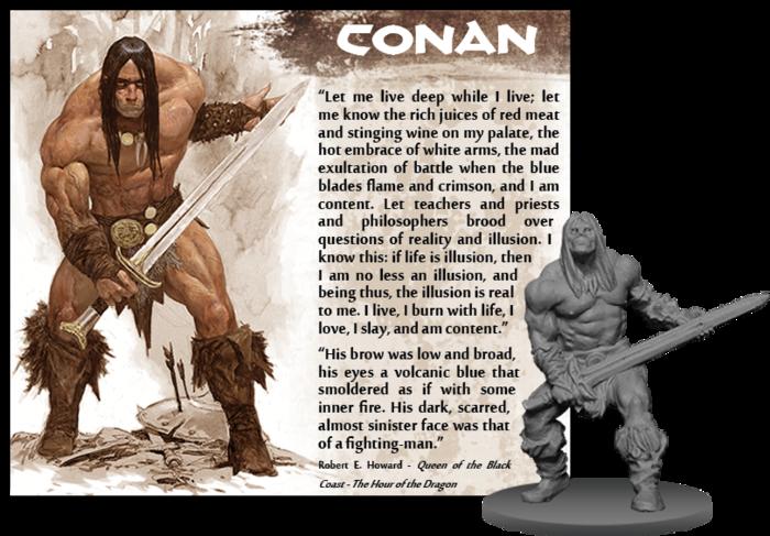 Juego de Mesa de Conan F0b700d7b5b56d04e10acf1b5cc44c75_large