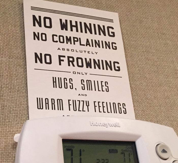 (Studio rules)