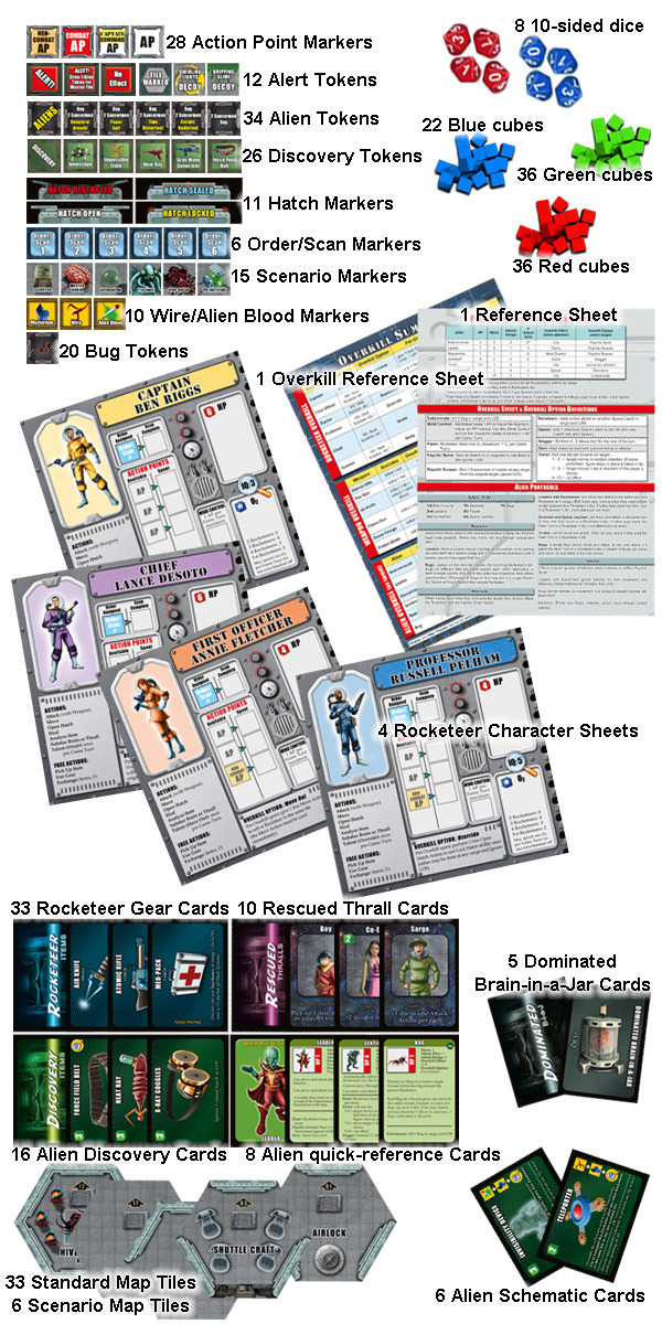 space cadets away missions rules pdf