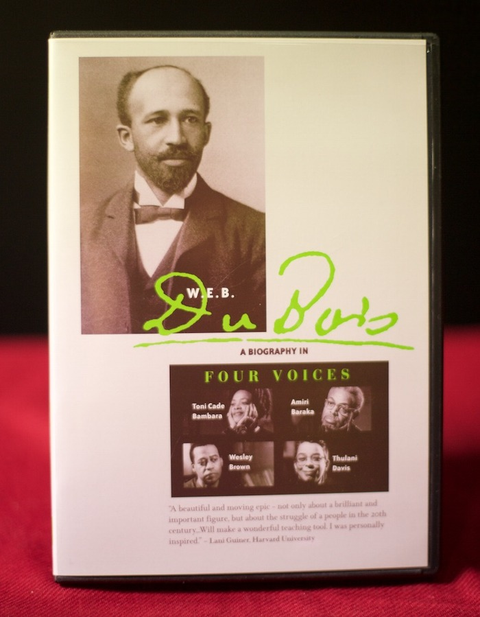 W.E.B. Du Bois, Louis Massiah's two hour film on DVD
