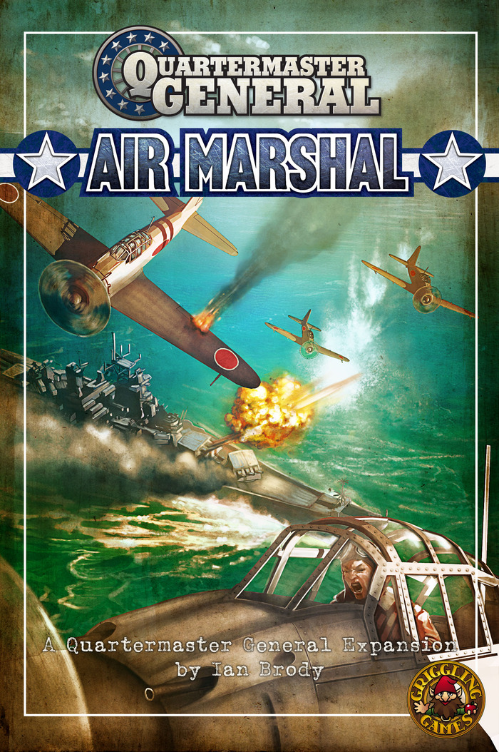 Air Marshal Box Cover artwork