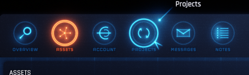 Example Player Interaction Bar.  Even More Soothing.