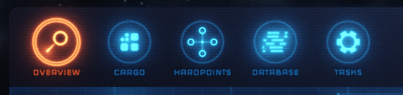 Example Ship Interaction Bar. Very Soothing.