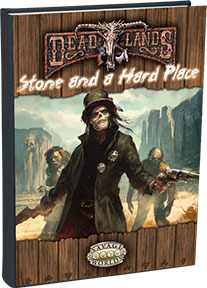 Stone and a Hard Place, an EPIC return to the spaghetti Western!