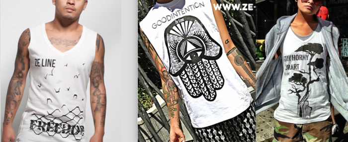 100% Cotton Unisex Good Intention Shirts
