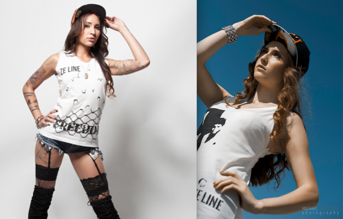 100% Cotton Unisex Good Intention Shirt (Support local photographers: Michael Meltser (left) & Lyra Lopez (right)