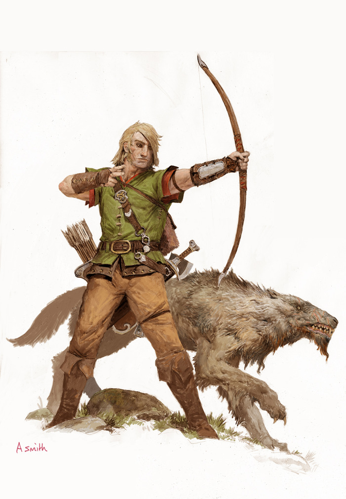 Illustration par Adrian Smith