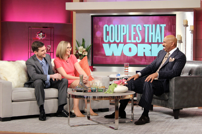 Feature on Steve Harvey Show Feb 2nd 3pm EST!