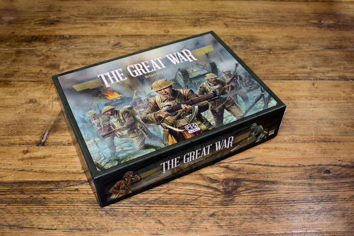 The Great War, box design