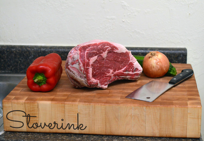 Stoverink Maple Butcher Block