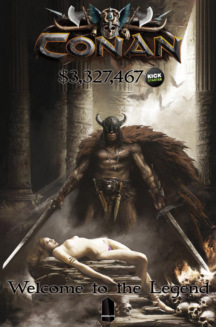 [kickstarter] Conan (Monolith Board Games LLC) E2be444a4894de2013f333cfb32a114a_large