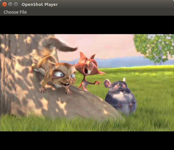 OpenShot Video Player