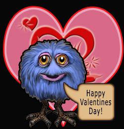 Happy Valentine's Day Kwirk