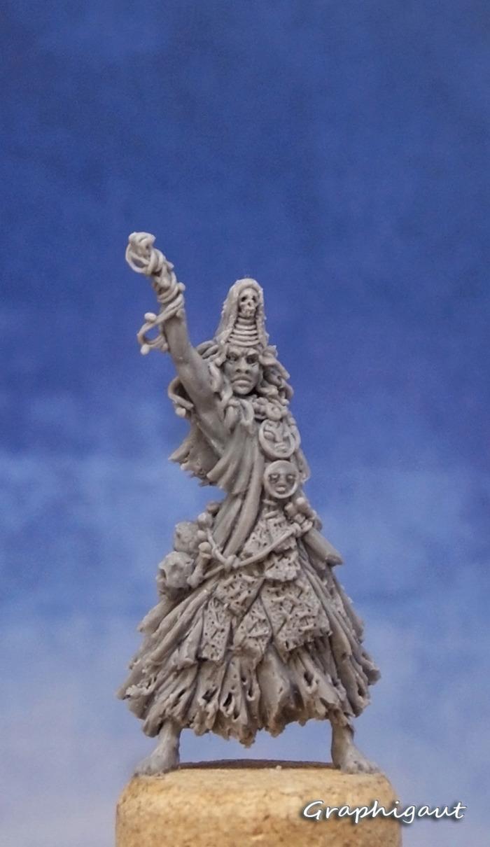 Sculpted by Gautier Giroud