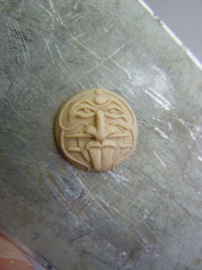 Sculpted by Stéphane Simon