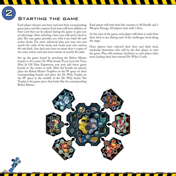 Rulebook Page