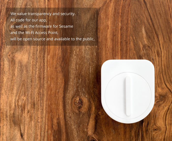 How To Open A Door Without A Key >> Sesame. Your key, reinvented. by CANDY HOUSE Inc ...