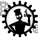 9805448-silhouette-of-steampunk-man-holds-gun-inside-gear.medium