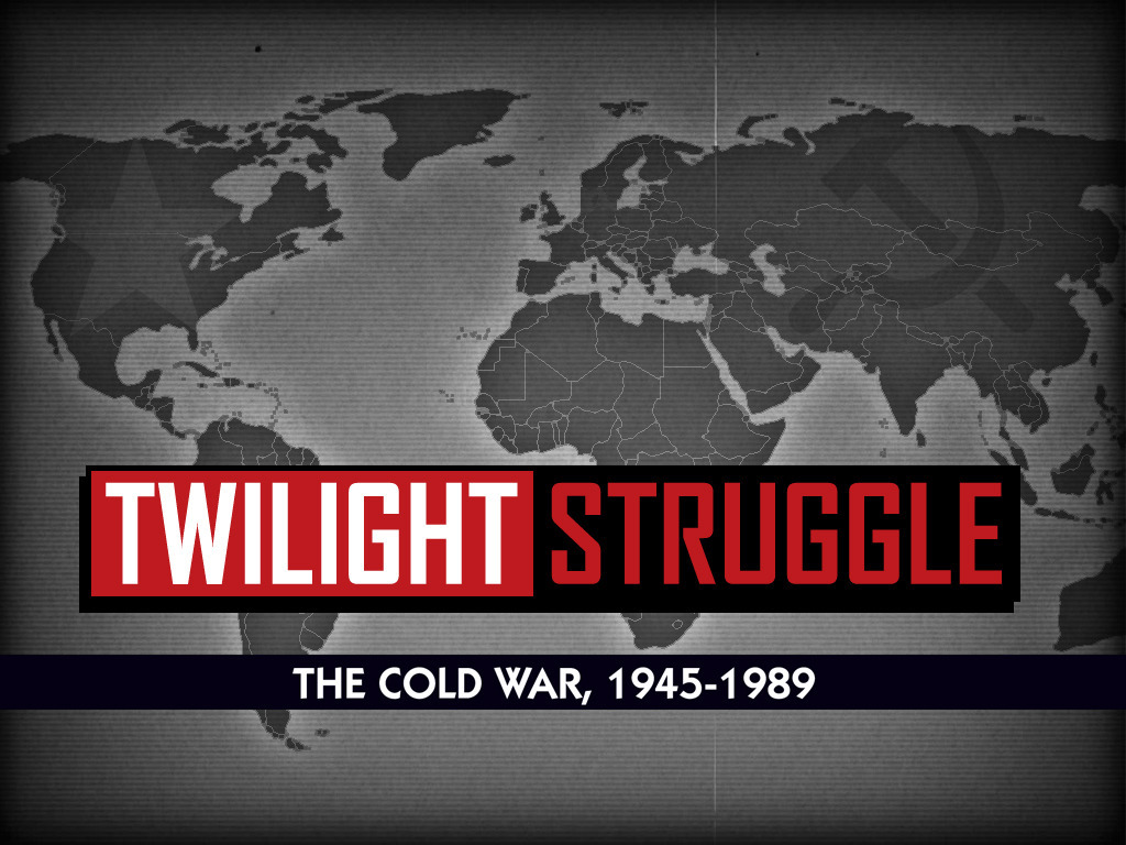 Twilight Struggle Digital Edition's video poster