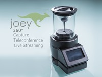 Joey 360° 4K Seamless Video Capture, Broadcast, Conference