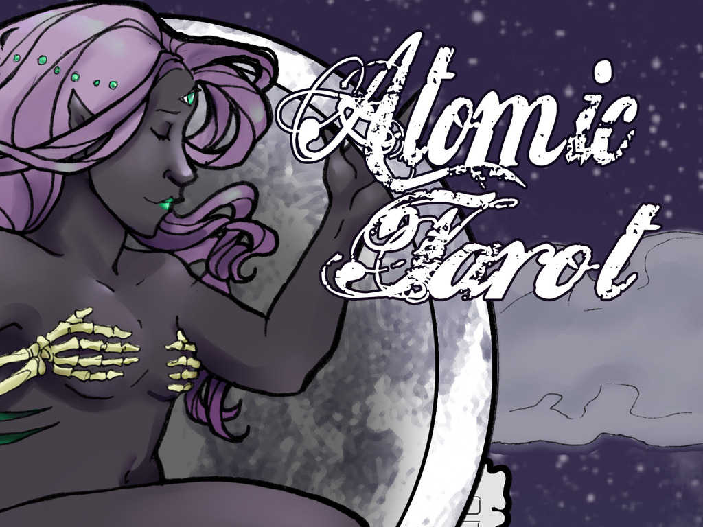 Atomic Tarot's video poster