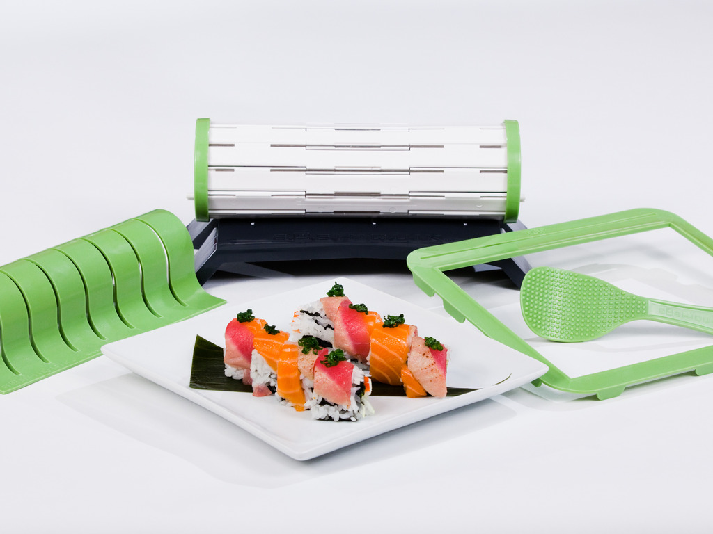 SushiQuik: Making sushi has never been this easy!'s video poster