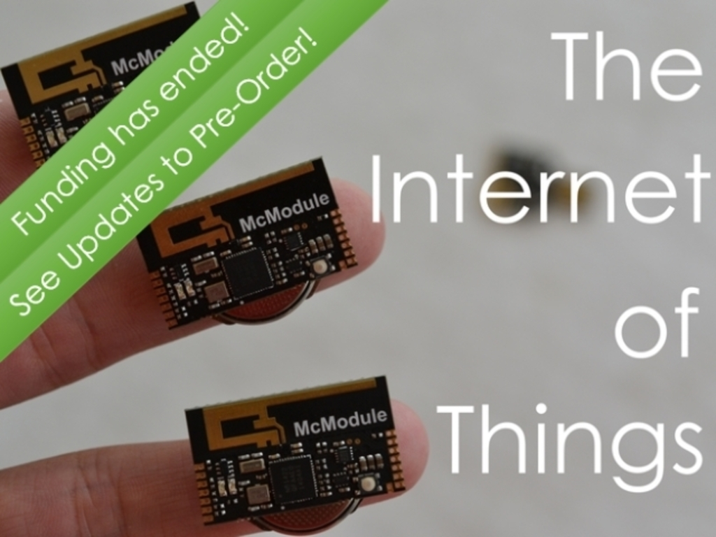 McThings: Tiny Wireless Bluetooth Sensors and Controlers's video poster