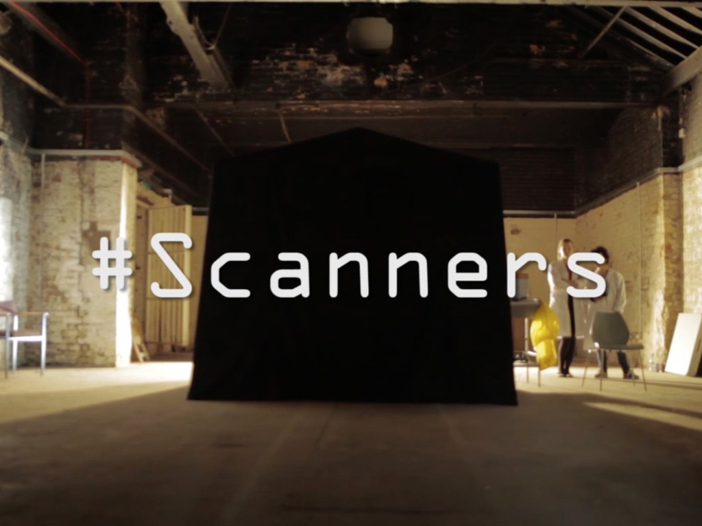 #Scanners's video poster