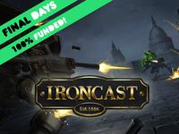 Ironcast: Turn-based Steampunk Mech Combat