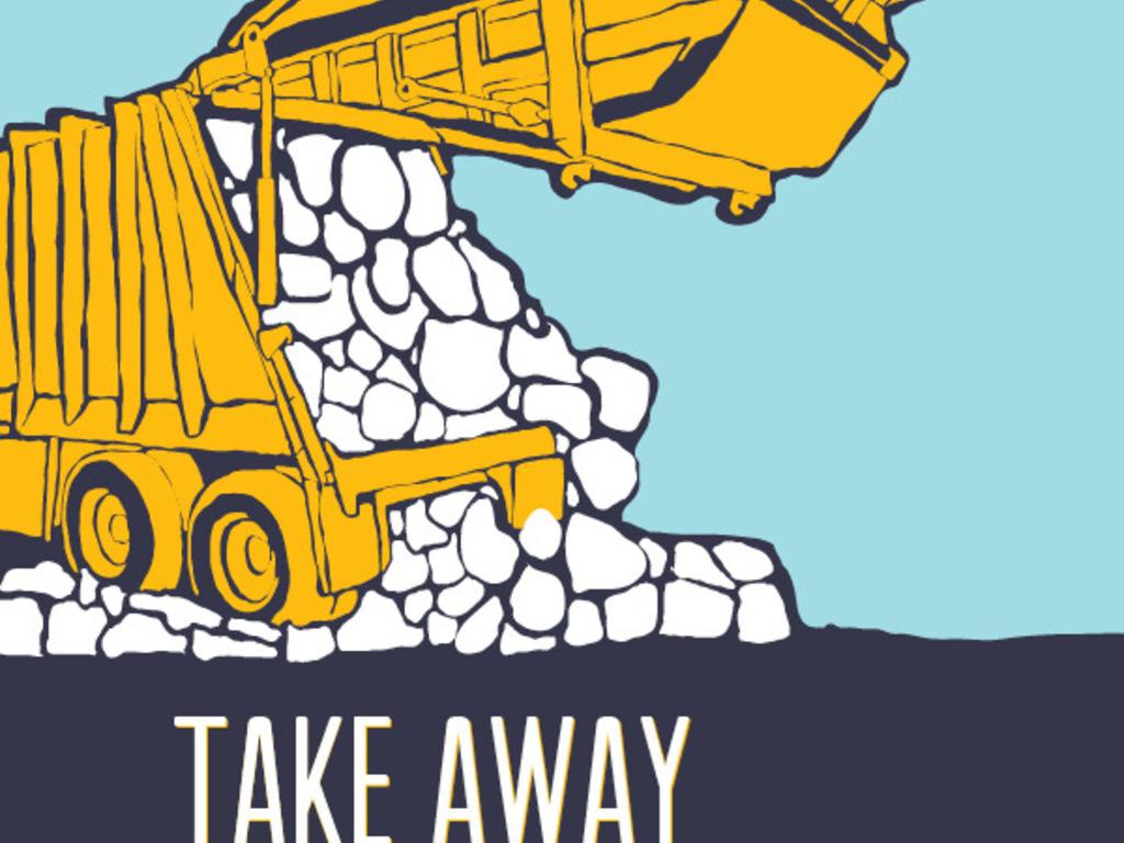 Take-Away's video poster