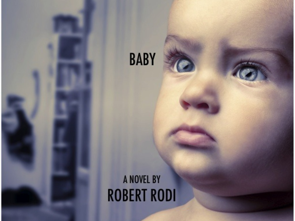 Baby: a psychological horror comedy's video poster