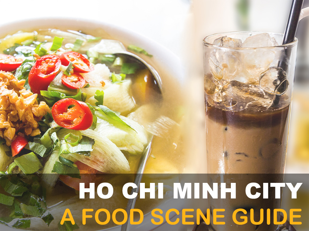 Ho Chi Minh City: A Food Scene Guide's video poster