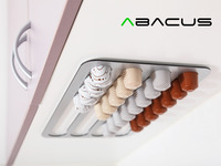 Abacus Pod Rack, Coffee Capsule Holder for Nespresso Pods