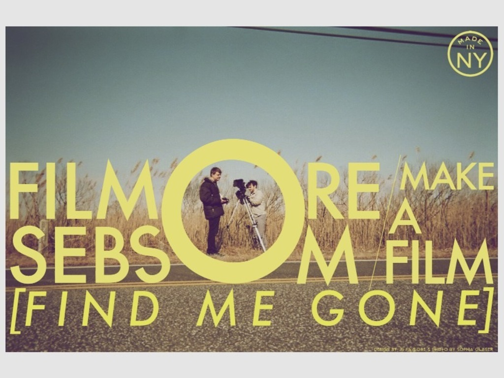 Find Me Gone - JS FILMORE & SEBSOM's video poster