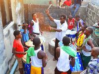 Get Èkó Samba Community to Africa's largest Carnival!!