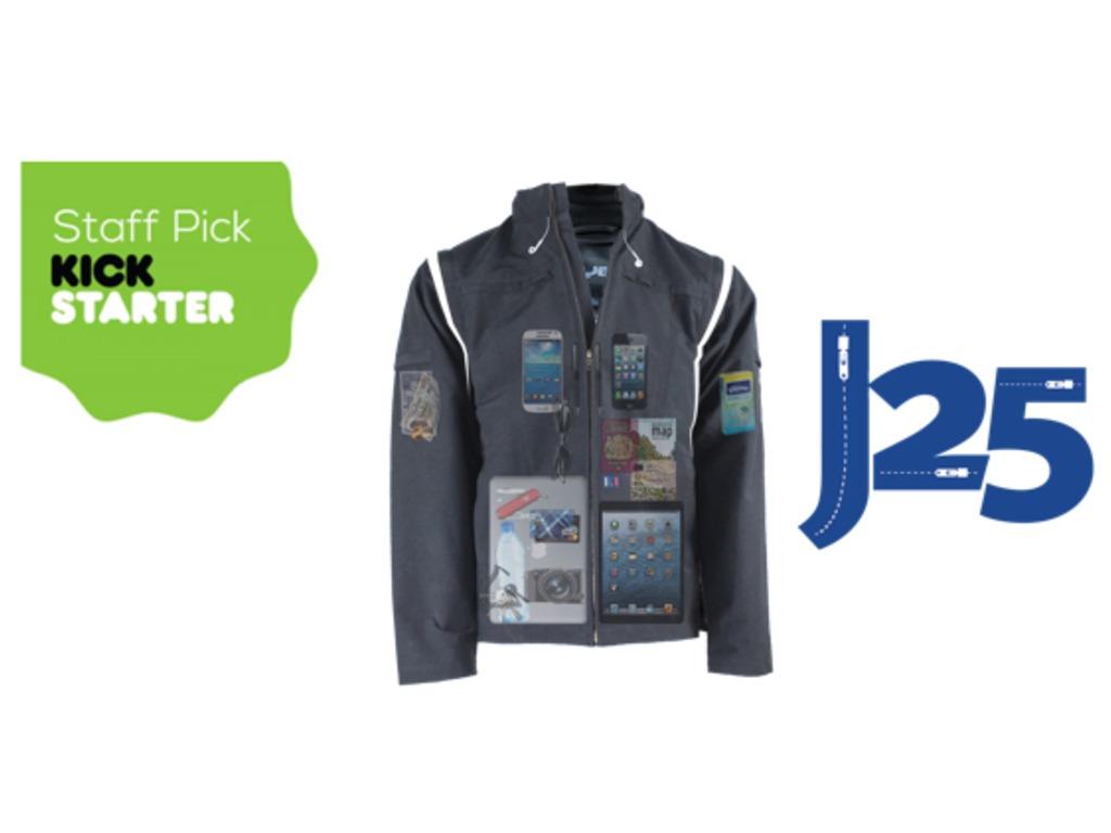 AyeGear - 25 Pocket Transforming Jacket's video poster