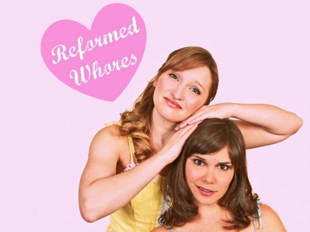 REFORMED WHORES: Debut Album!'s video poster