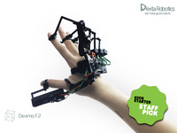 Dexmo: an exoskeleton for you to touch the digital world