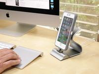 Sarvi Dock: Designed for Apple and Android devices