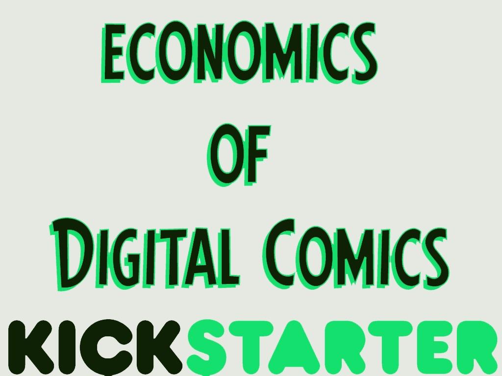 The Economics of Digital Comics's video poster
