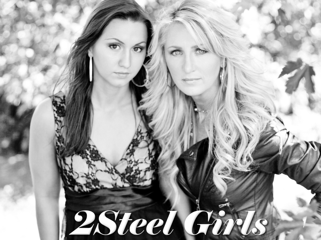 2Steel Girls from The Voice, Blake's Team, NEW CD!'s video poster