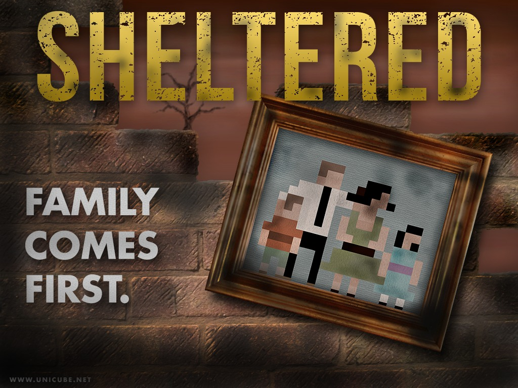 Sheltered's video poster