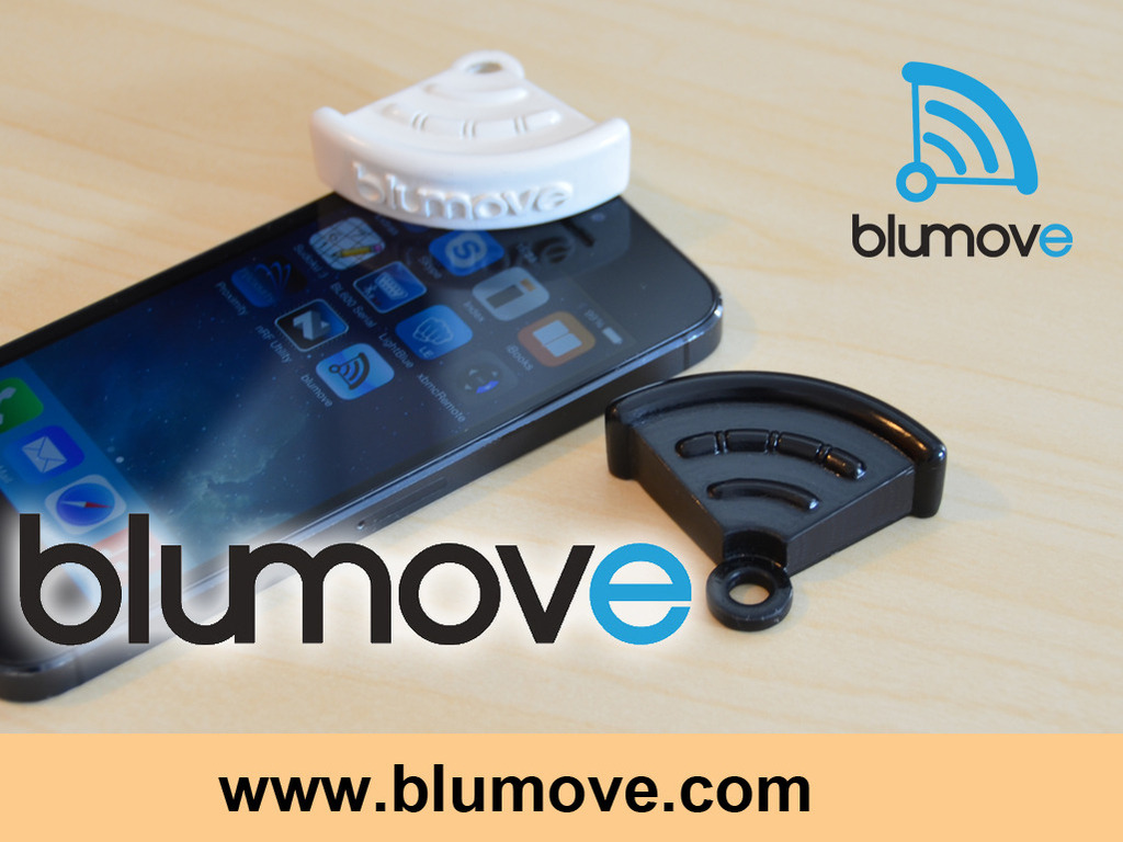 Blumove Bluetooth Security Assistant with AES Encryption's video poster