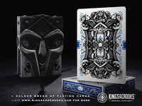 EMPIRE 'Bloodlines' Playing Cards & Warrior Card Armour